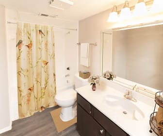 Bathroom, Monterra Pointe Apartment Homes