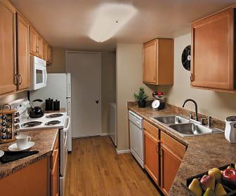 Kitchen, Northern Greens