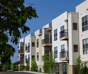 Building, Five Points Apartments
