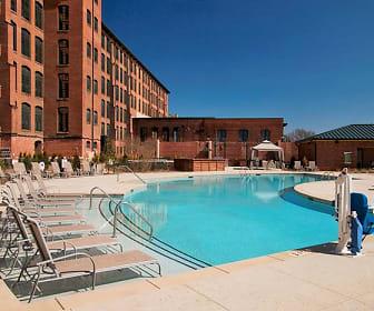 Loray Mill Lofts Apartments, Grover, NC