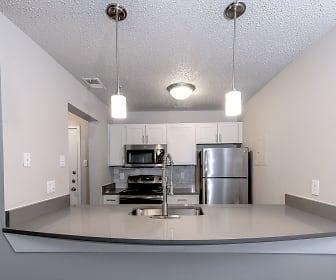 Kitchen, The Halston
