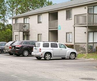 Building, Pelican Point Apartments