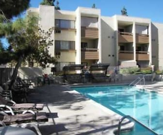 Guava Gardens- Senior housing, Grossmont College, CA