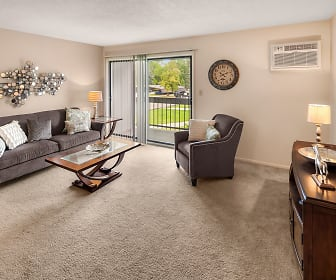 Clinton Manor Apartments, Harrison Township, MI