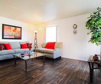 Living Room, Campus Pointe
