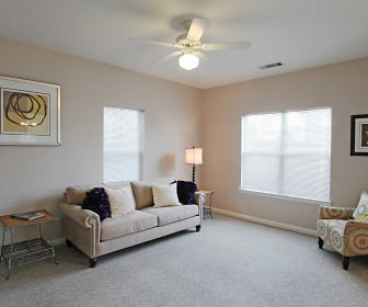 Living Room, The Pointe at Wimbledon