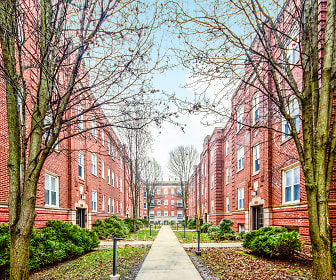 Building, 4721-29 S. Ellis Street