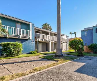 Bay Bluff Apartments, Padre Island, Corpus Christi, TX