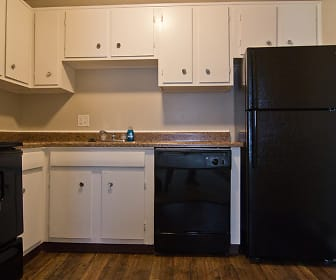 Kitchen, The Summit at Ridgewood