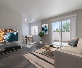 Living Room, Asante Villas