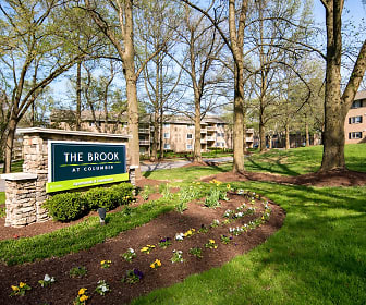 Welcome To The Brook at Columbia Apartments + Townhomes, The Brook at Columbia