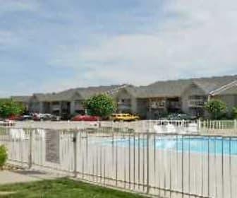 Pool, Crosswood Apartments