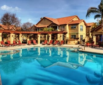 Pool, Coronado Crossing Apartments