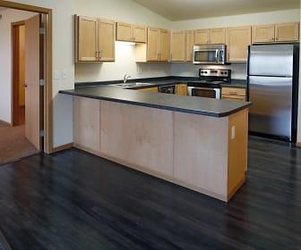West Lake II Apartments, Aurora Elementary School, West Fargo, ND