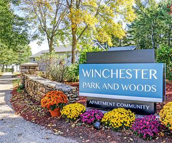 Community Signage, Winchester Park & Woods