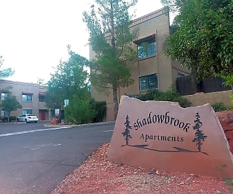 Community Signage, Shadowbrook Apartments