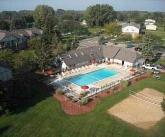 Fox Glen Apartments and Fitness Club, Saginaw, MI