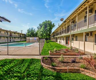 McClellan Court Apartments, Oakdale, North Highlands, CA