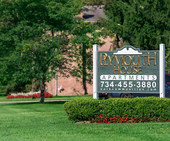 Plymouth House/Plymouth Manor Apartments, 48170, MI