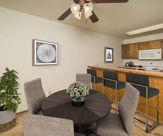 Terrace Hills Apartments, Sioux Falls VA Medical Center, Sioux Falls, SD