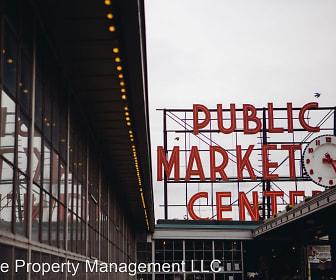 104 Pine St, Pike Market, Seattle, WA
