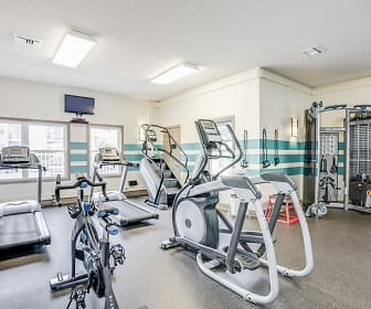 Fitness Weight Room, Middletown Ridge
