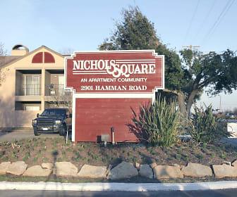 Nichols Square, Bay City, TX