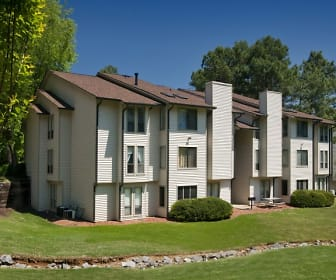 Building, Seven Pines