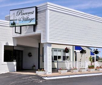 Pinecrest Village, Topinabee, MI