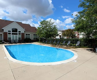 Pool, RiverStone Apartments