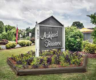 Community Signage, Ashford Terrace