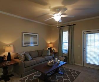 Living Room, Legends at Chatham