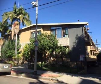 El Cerrito House Apartments, Hollywood, CA