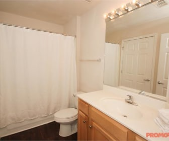 Bathroom, Intown Lofts