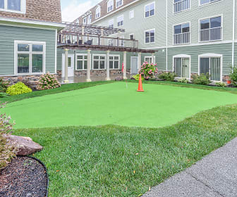 Golf, Chateau at Heritage Square 55+ Community