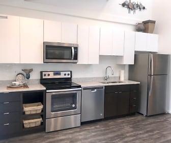 Kitchen, Fairfax Flats