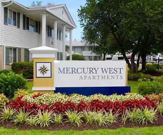 Mercury West Apartments, Kraft Elementary School, Hampton, VA