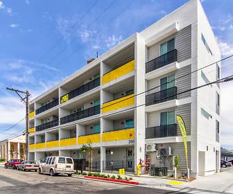 C+C Flats, San Diego, CA