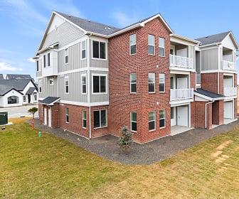 The Farmstead Apartments, Cenitinniel Baptist School, Caldwell, ID