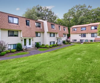 Ramblewood Apartments, Hop Brook Elementary School, Naugatuck, CT