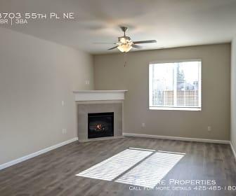 Living Room, 8703 55th Pl NE