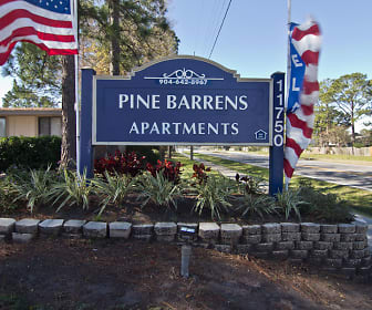Community Signage, Pine Barrens