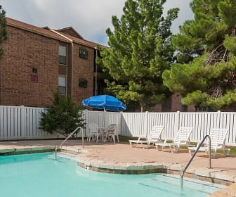 Pool, Ranchland Apartments