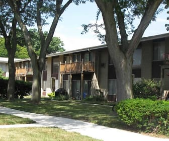 Forest Lane Apartments, Westland, MI