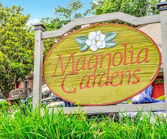 Magnolia Gardens, Savannah, GA