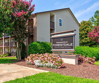 Residences at Forestdale, West Burlington, Burlington, NC