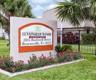 Cunningham Manor Apts, Villa Pancho, TX