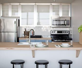 Kitchen, Drayton Tower