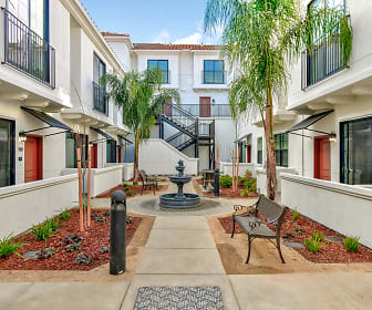 Building, Angelino Luxury Apartment Homes