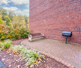 Farmington Line, Pulaski Middle School, New Britain, CT